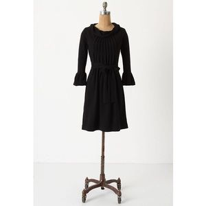 Anthropologie Finessed Sweaterdress